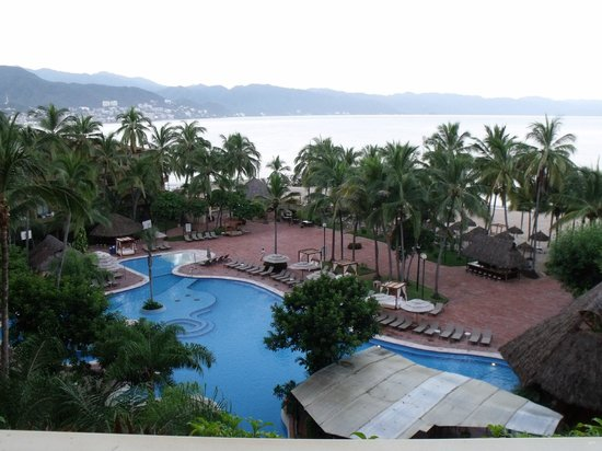 View From Our Room Picture Of Fiesta Americana Puerto Vallarta Puerto Vallarta Tripadvisor