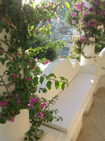 Hotel Marincanto: The plants around the hotel are beautiful