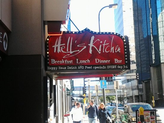 Picture Of Hell's Kitchen, Minneapolis