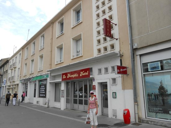 Photo of HOTEL LE MEMPHIS Poitiers