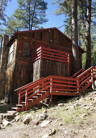 Dog Friendly Cabins In Ruidoso Nm