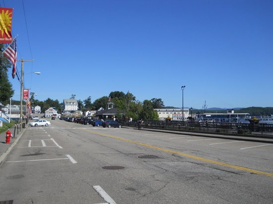 The Main Street In Weirs Beach Picture Of Weirs Beach