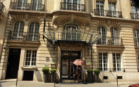 ext rieur picture of champs elysees plaza hotel paris tripadvisor. Black Bedroom Furniture Sets. Home Design Ideas
