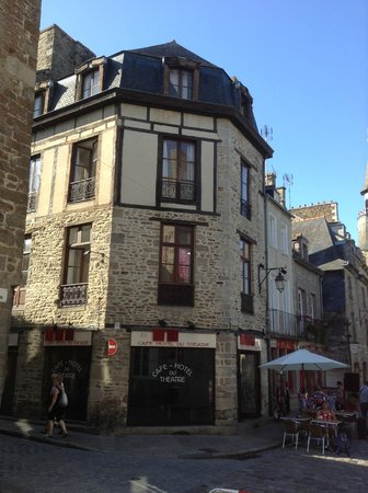 Photo of Hotel du Theatre Dinan