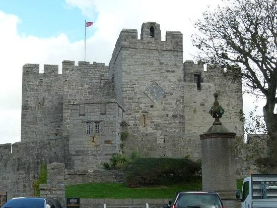 Castletown United Kingdom  city photos gallery : Walking round the castle Picture of Castletown, Isle of Man
