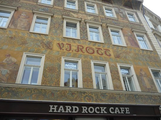 Hard rock cafe prague hard rock cafe