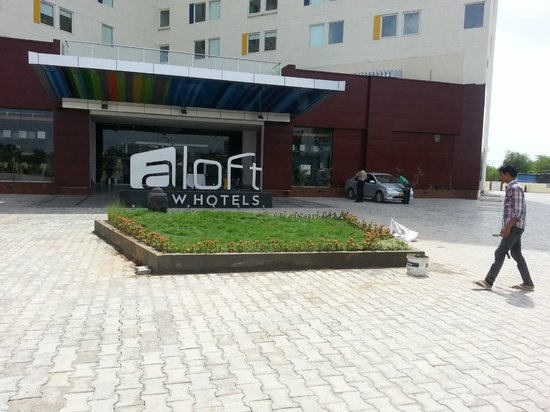 Aloft Ahmedabad SG Road