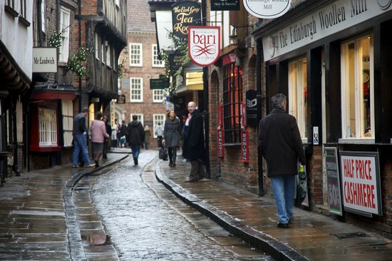 Photos of The Shambles, York