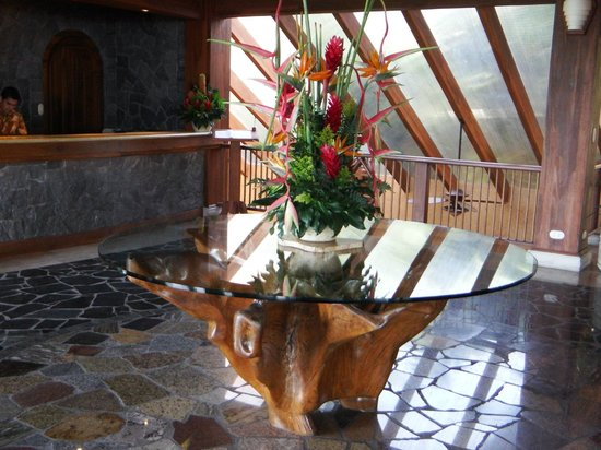 The Springs Resort and Spa: Lobby/Reception