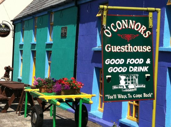 ‪O'Connor's Guesthouse‬