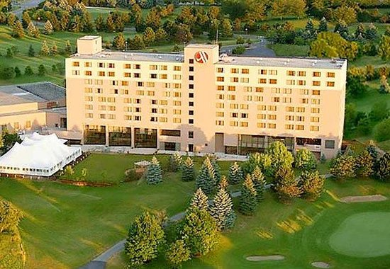 ‪Ann Arbor Marriott Ypsilanti at Eagle Crest‬