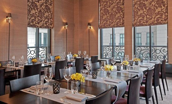 Private Dining Room Picture Of Waldorf Astoria Chicago Chicago