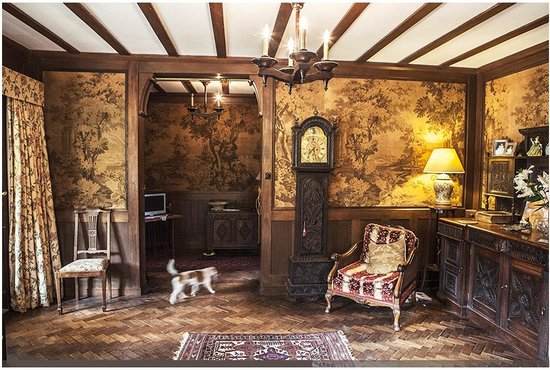 Stinchcombe Hill House Bed and Breakfast