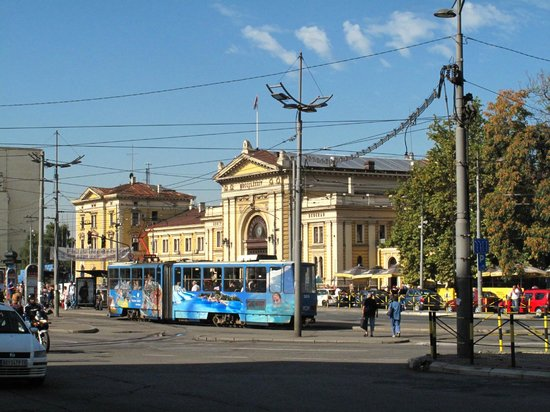 Belgrade Hotels Near Train Station