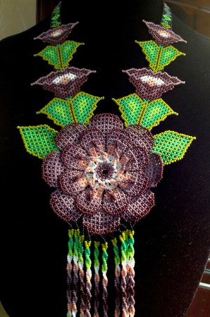 River's Edge Boutique: Huichol Indian Jewelry