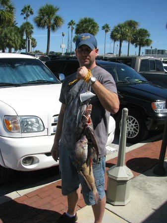 Super queen fishing picture of queen fleet deep sea for Queen fleet deep sea fishing clearwater fl