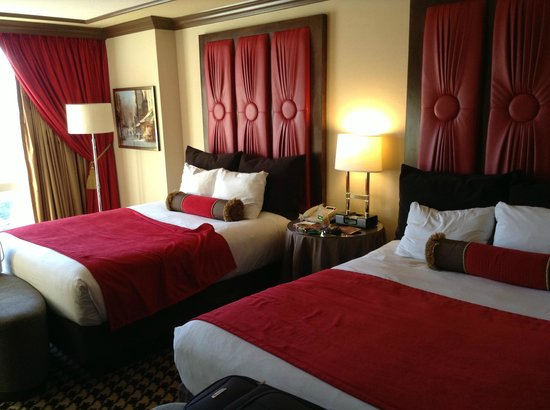 Our Room Picture Of Paris Las Vegas Las Vegas Tripadvisor