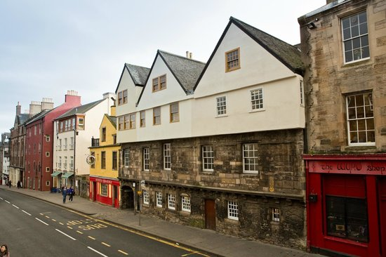 The Museum of Edinburgh
