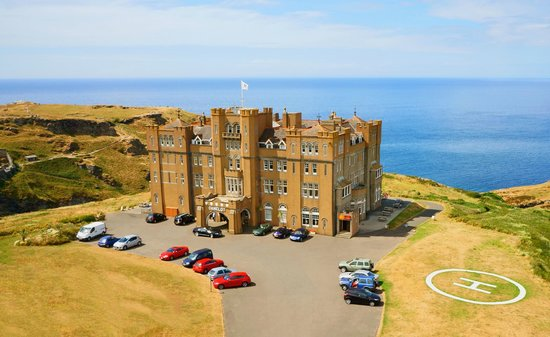 Photo of Camelot Castle Hotel Tintagel