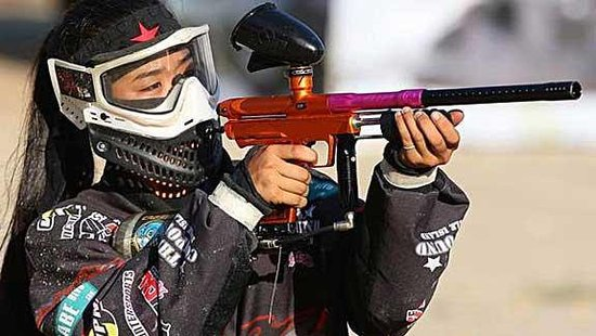 Monstah Paintball