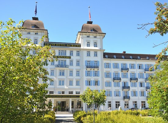 Photo of Kempinski Grand Hotel des Bains St. Moritz St. Moritz