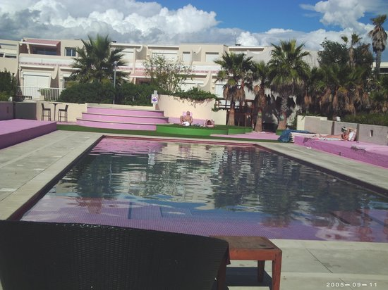Pool picture of jardin d 39 eden cap d 39 agde tripadvisor for Jardin d eden