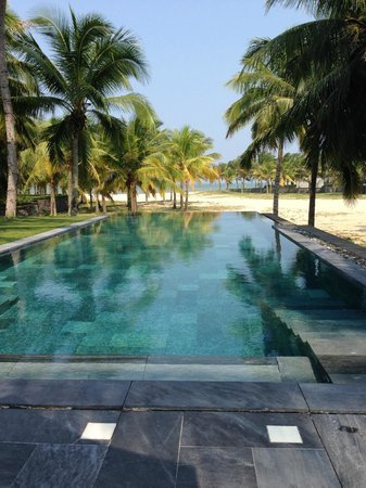 The Nam Hai Hoi An - a GHM hotel: Gorgeous Pool