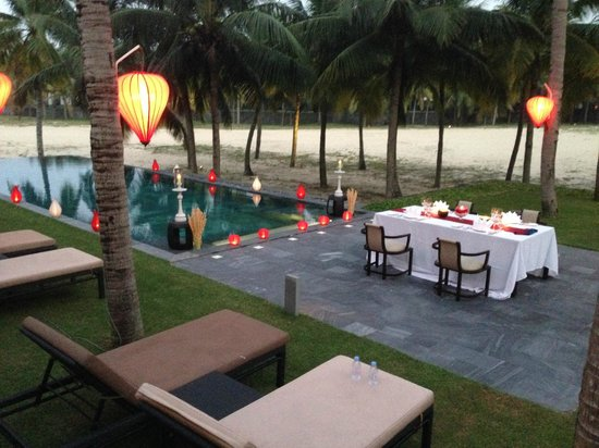 The Nam Hai Hoi An - a GHM hotel: outside