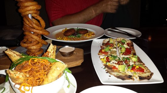Appetizers Galore Picture Of Yard House Oxnard