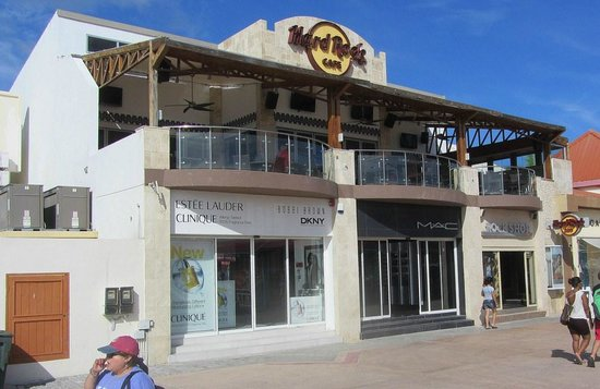 Philipsburg St Maarten Hard Rock Cafe