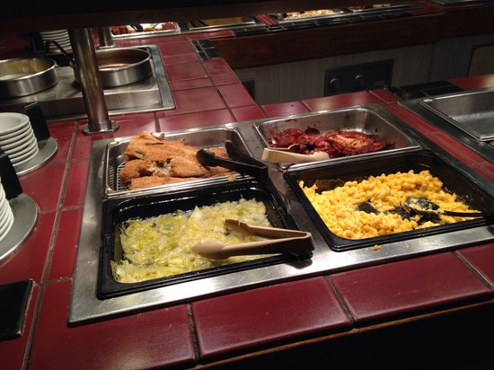 North Myrtle Beach Breakfast Buffet