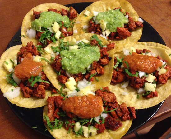 Tacos Al Pastor Recipes — Dishmaps