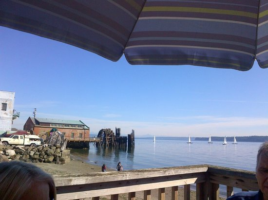 Blue Goose Inn Bed and Breakfast: Coupeville Washington Waterfront