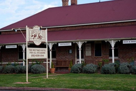 The Carrington Inn of Bungendore