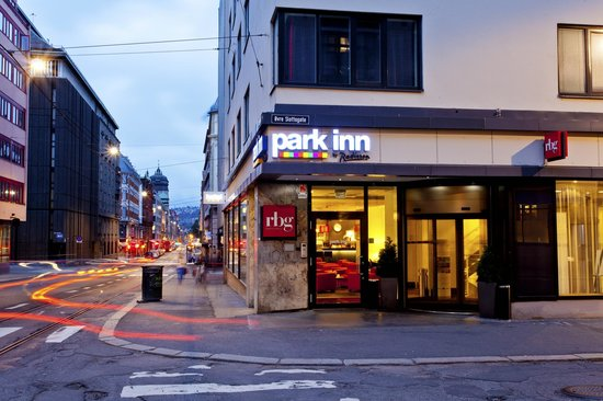 ‪Park Inn by Radisson Oslo‬