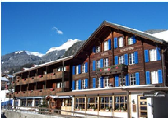 ‪Jungfrau Lodge Swiss Mountain Hotel‬