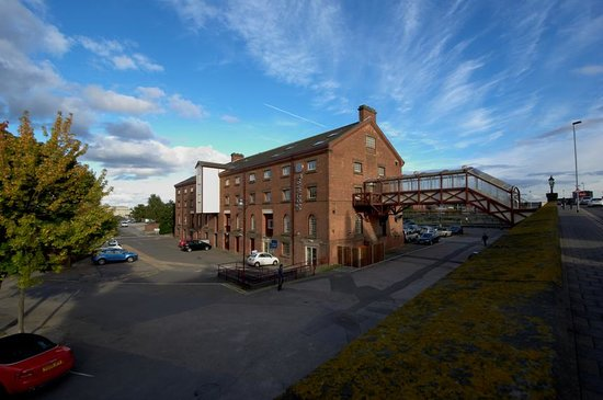 Travelodge Burton Upon Trent Central Hotel