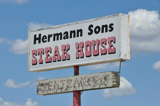 Hermann Sons Restaurant Hondo Tx