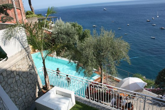 Hotel Marincanto: view of Marincanto pool