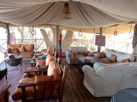Salon Du Camp Picture Of Elephant Bedroom Camp Samburu National Reserve Tripadvisor
