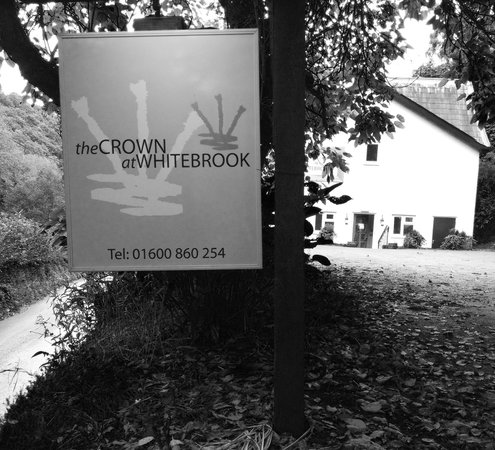 The Crown at Whitebrook