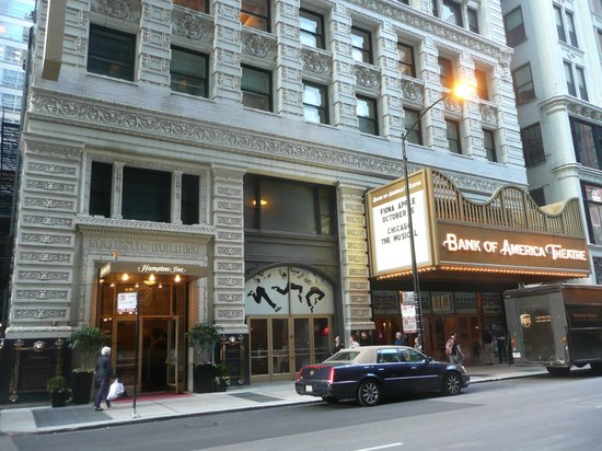 Ba o picture of hampton majestic chicago theatre for Inns in chicago