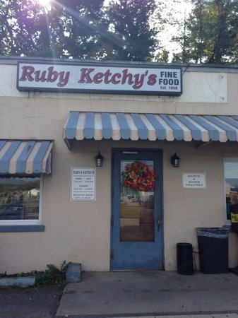 Ruby and Ketchy's
