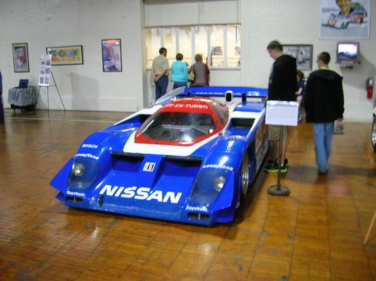 Lemans Prototype Picture Of Lane Motor Museum Nashville