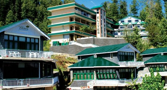 Photo of Hotel Elites Nathia Gali
