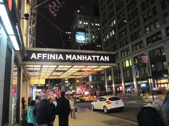 A Good Night 39 S Sleep Picture Of Manhattan NYC An Affinia Hotel New