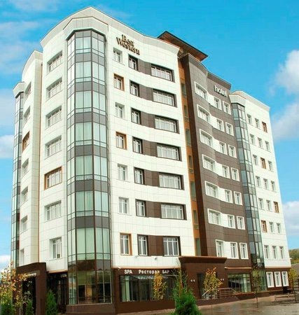 BEST WESTERN Russian Manchester Hotel