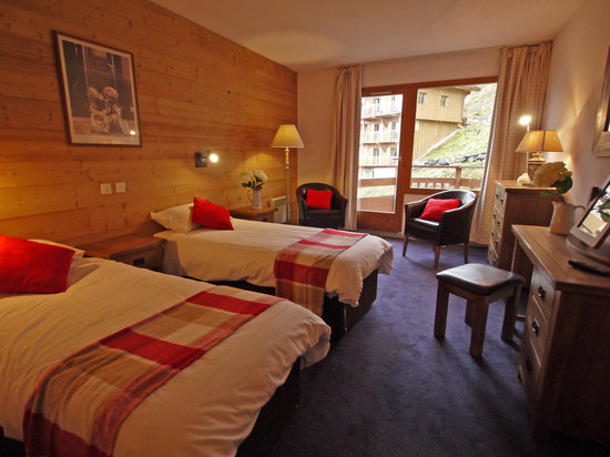 Photo of Hotel Le Montana Courchevel