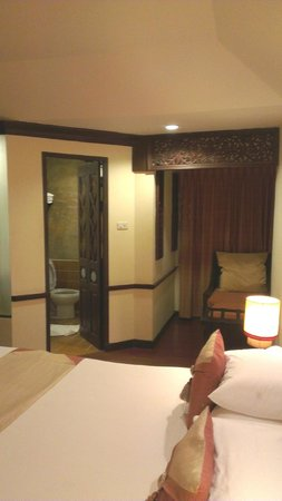 Chiang Mai Gate Hotel: Room