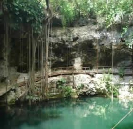 mexico trips river ruins expedition